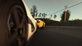 DriveClub Announce Trailer (PS4)