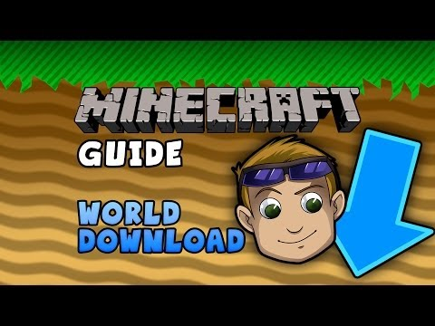Minecraft Guide - Map Download & Install