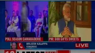 Mamata Banerjee Sends me Gifts: PM Narendra Modi tells Akshay Kumar in a Candid Chat - NEWSXLIVE