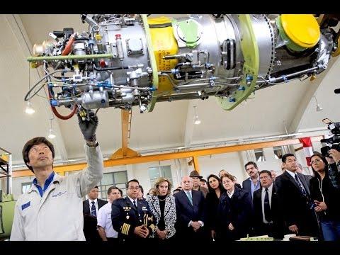Ministro y congresistas supervisaron proceso de coproducción de aviones KT 1P