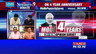 Newshour debate: Will Narendra Modi become Prime Minister in 2019? - TIMESOFINDIACHANNEL