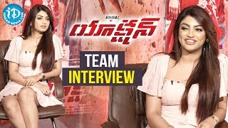 Action Movie Team Interview || Vishal || Tamannaah || Hiphop Tamizha || Sundar.C || iDream Filmnagar - IDREAMMOVIES