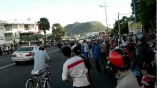 Dua Xe 30 4 O Vung Tau 2012