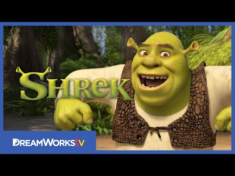 Shrek Burps Happy Birthday - NEW Shrek