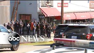 Deadly standoff at California Trader Joe's - ABCNEWS