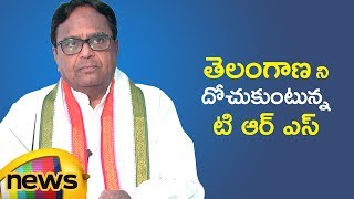 Did You Support Sonia Gandhi In Telangana Formation? | Mango News - MANGONEWS