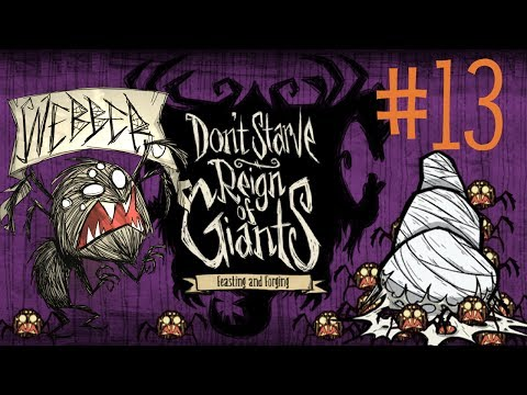 Don't Starve: Feasting and Forging Update - EP 13 - (RoG DLC)