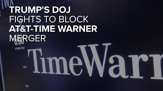Department of Justice wants to block AT&T-Time Warner merger (CNET News) - CNETTV