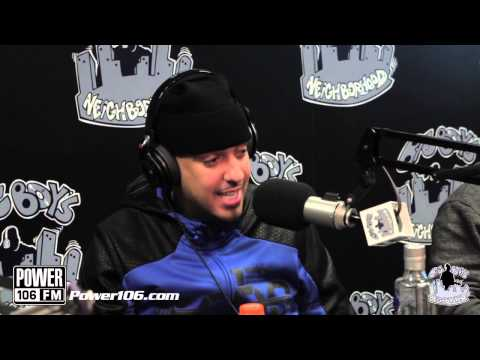 French Montana talks 50 Cent beef   Power 106 Big Boy's Neighborhood Exclusive