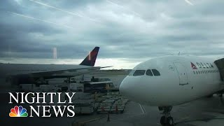 Powerful Storms Could Jeopardize Holiday Shipping And Travel | NBC Nightly News - NBCNEWS