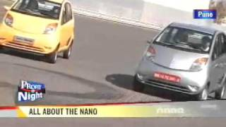 Tata Nano detailed review by NDTV