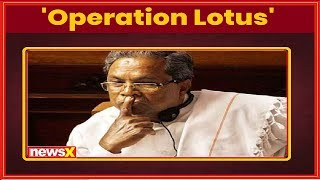 Siddaramaiah to Hold Legislature Party Meet Today Under Cloud of BJP's 'Operation Lotus' - NEWSXLIVE