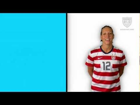 Lauren Cheney: 2012 WNT Player Profile