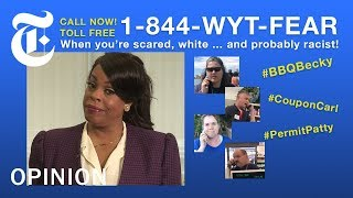 New! A Hotline for Racists   NYT Opinion - THENEWYORKTIMES