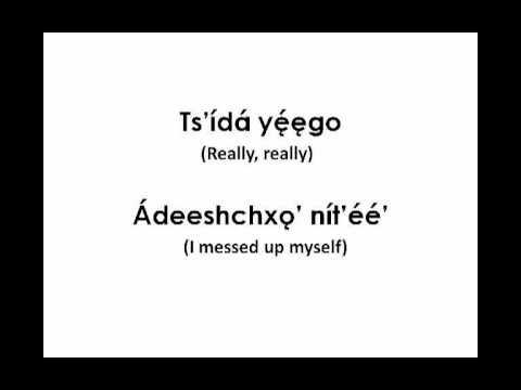Dóólá Dó' ShiDiyin Da (Navajo Lyrics)
