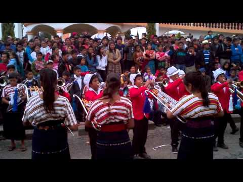 banda escolar aldea monrovia san juan ost. 2013