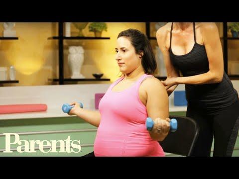 Pregnancy Workouts: Easy Beginner Exercises | Parents