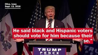 Three controversies stemming from Trump's rhetoric on race - WASHINGTONPOST