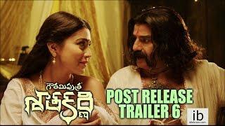 Gautamiputra Satakarni post release trailer 6 - idlebrain.com - IDLEBRAINLIVE