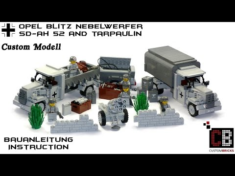 Lego Skytrain Helicopter Instructions