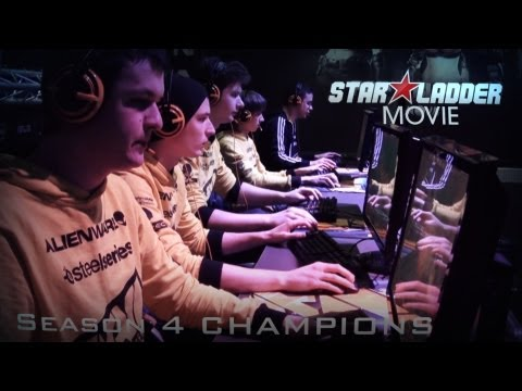 Na`Vi.Dota 2 - StarLadder Season 4 Ultra Champions - The Movie