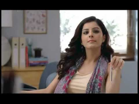 Shahid Kapoor and Isha Talwar in the new Dulux Paints TVC Series (Part 2)