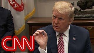 Trump proposes bonuses for teachers who carry guns - CNN
