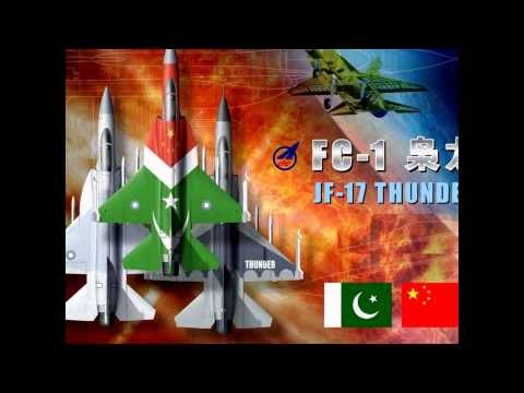 JF-17 Thunder multiplexor combat fighter Pakistan Air Force