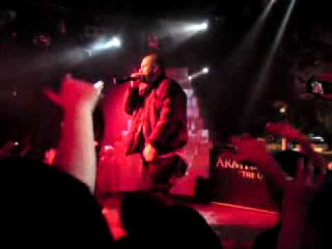 APATHY & CELPH TITLED LIVE IN PRAGUE 03.12.2009
