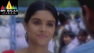 Gharshana Movie Asin and Venkatesh Scene at School   Venkatesh   Asin   Sri Balaji Video - SRIBALAJIMOVIES