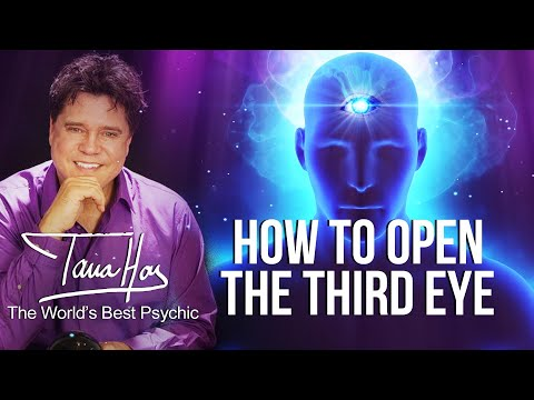 The Third Eye And How To Open It!