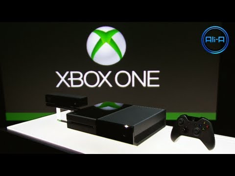 XBOX ONE Console Reveal! - Microsoft New Xbox Controller & Kinect! (May 21st 2013 Official)