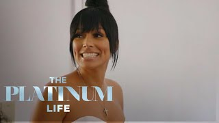 Shantel Makes Nazanin & Friends Test Her Shoe Product | The Platinum Life | E! - EENTERTAINMENT