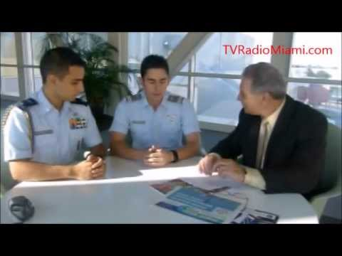 TVRadioMiami- ENTREVISTA : Civil Air Patrol