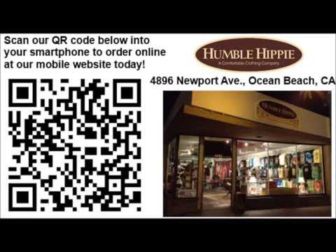The Humble Hippie Store located @ 4896 Newport Ave, San Diego, CA 92107