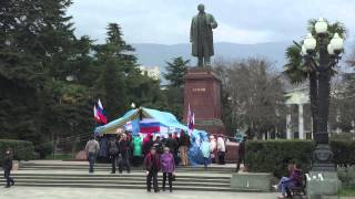 In Yalta, Redrawing the Map Once Again - VOAVIDEO