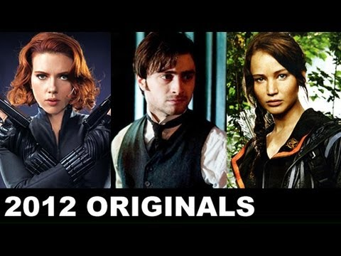 Top Ten Original Movies of 2012 : The Avengers, World War Z, Django Unchained, and more!