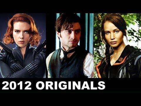 Top Ten Original Movies of 2012 : The Avengers, World War Z, Django Unchained, and more!