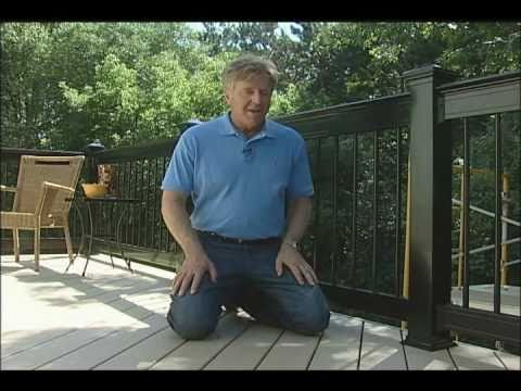 How to Install Deckorators Aluminum Railing