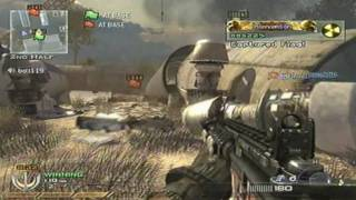 MW2 Team Tactical Pwnin' - Episode 4