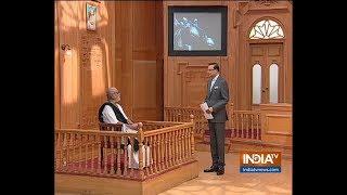 Nobody can question PM Modi's patriotism, says Morari Bapu in Aap Ki Adalat - INDIATV