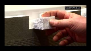 Montageanleitung   Eckwanne Badewannenverkleidung Mit 5, 10, 15 Cm Ablage    YouTube