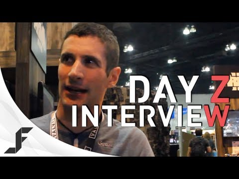 DayZ Standalone E3 Interview with Dean 'Rocket' Hall