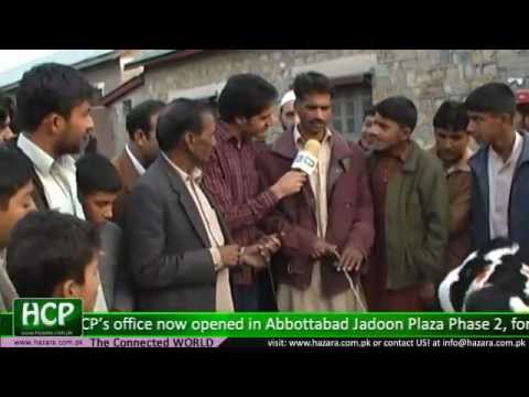 Bakra Mandi at Abbottabad, Pakistan