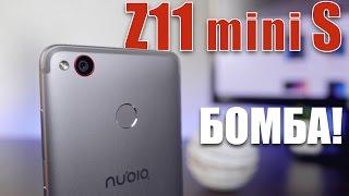 Обзор Nubia Z11 mini S - камерофон при хорошеи цене // СРАВНЕНИЕ Xiaomi Mi5