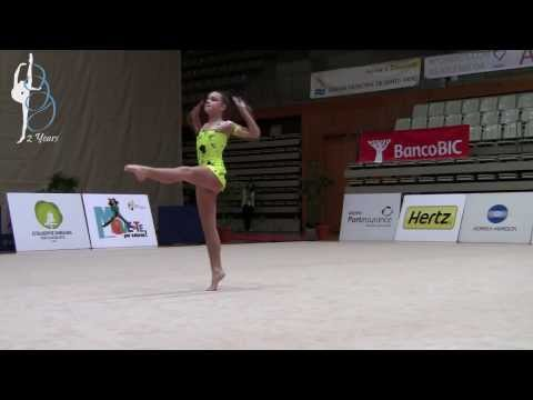 Joana Cravo - SAD - Ml (Free Hands) - Iniciada - Nacional Base 2014