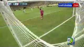 [[HIGHLIGHT] Neymar Fantastic Goal - Brazil 3-0 Japan - 15/6/...] Video