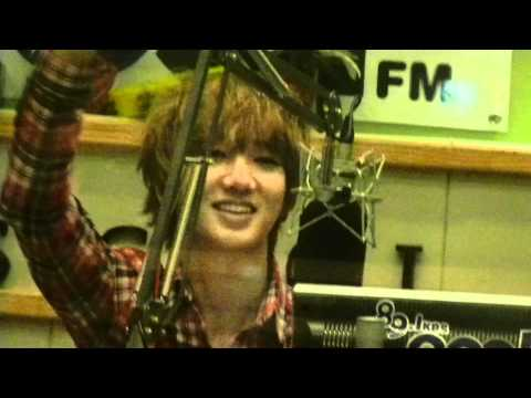 [Yesung Fancam] 110316 Sukira