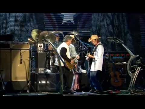 Neil Young and Crazy Horse - Hey Hey, My My (Into The Black) - Live at Farm Aid 2003