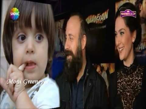 Halit Ergenç & Bergüzar Korel ~ShowKulüp ~Show TV~ 11-1-2013